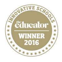The Educator Winner 2016