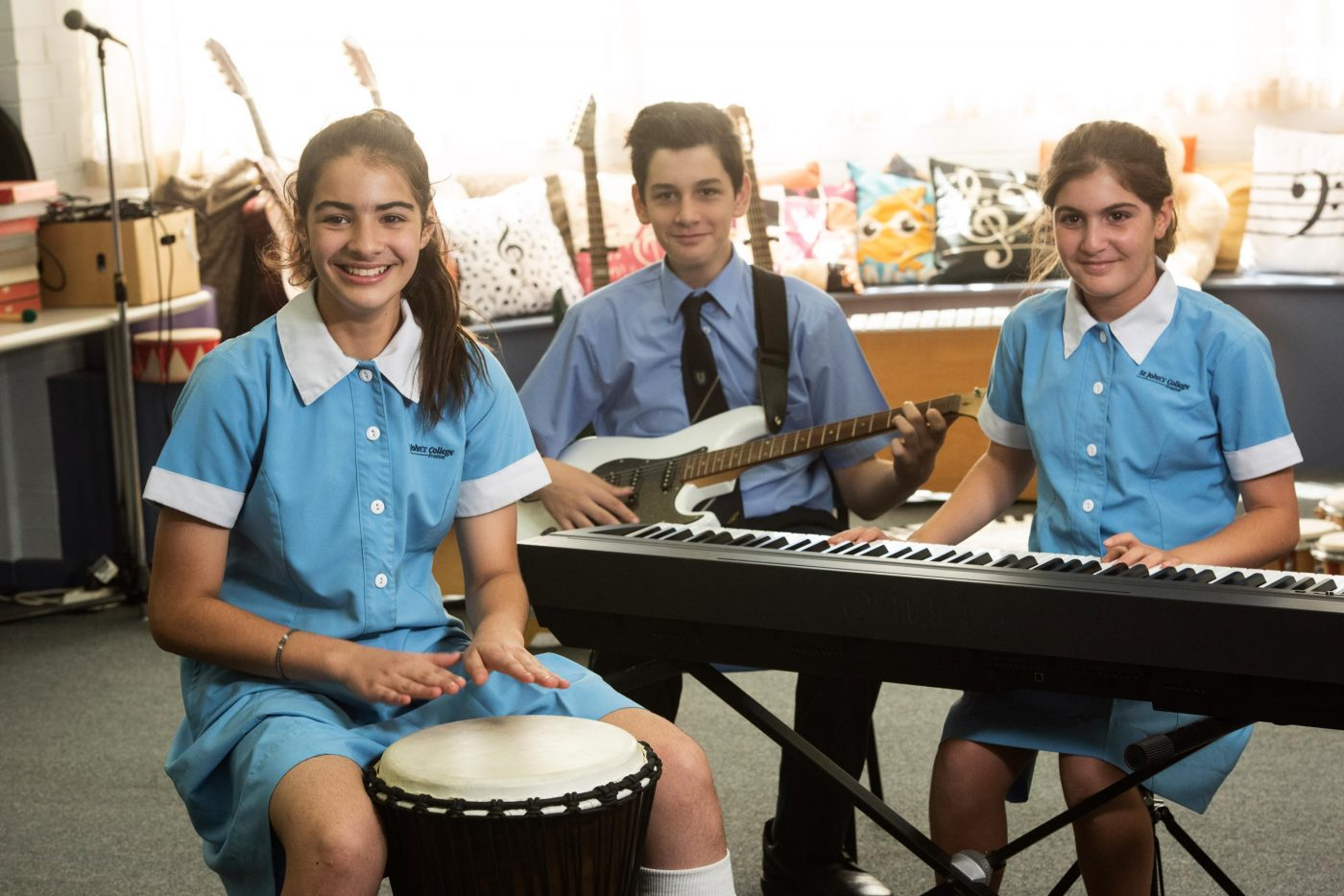 Musical Students