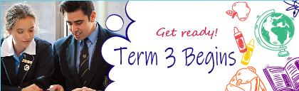 Term 3 Starts @ St John's College