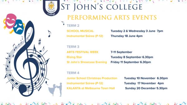 Performing Arts Events - 2