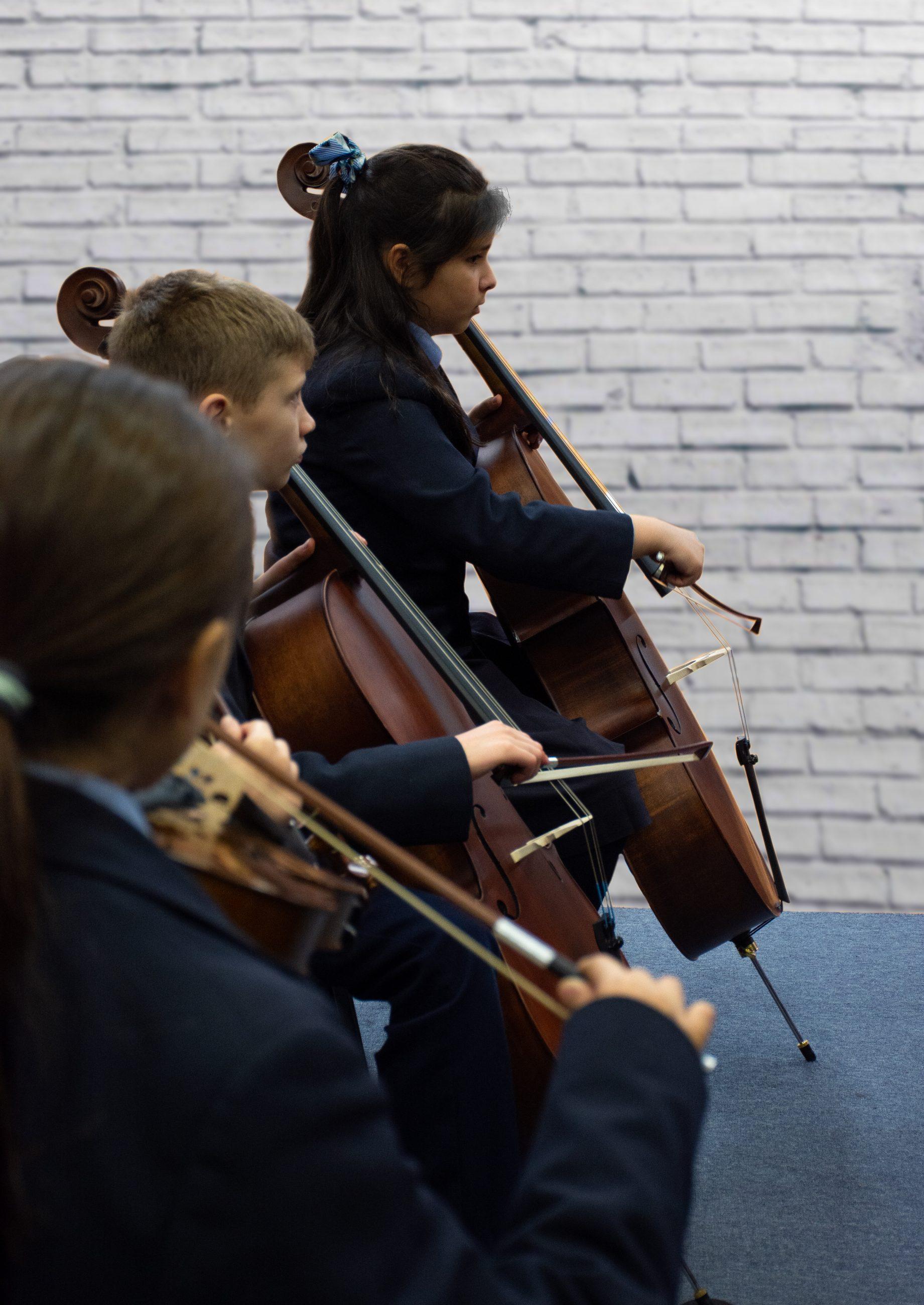 Music & Performing Arts - 1